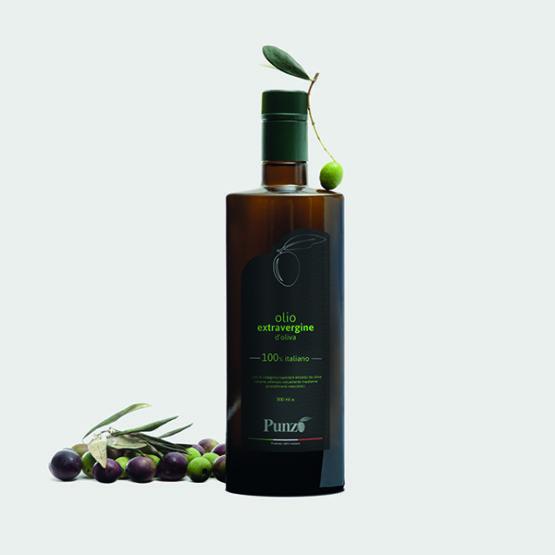Olio extravergine di oliva – Punzo
